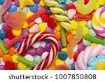 Multicolored Candy And...