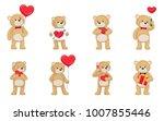 i love you and me teddy bears...