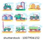 modern linear pictogram of... | Shutterstock .eps vector #1007906152