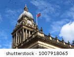 leeds   city in west yorkshire  ... | Shutterstock . vector #1007918065