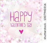 vector pink background for... | Shutterstock .eps vector #1007940316