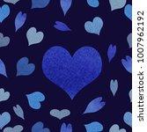 watercolor seamless pattern | Shutterstock . vector #1007962192