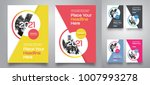 city background business book... | Shutterstock .eps vector #1007993278