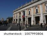 rome  italy  feb 21  2017  ...   Shutterstock . vector #1007993806