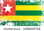 flag of togo  togolese republic.... | Shutterstock . vector #1008009706