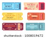 theatre cinema ticket best... | Shutterstock .eps vector #1008019672