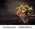 Original Unusual Edible Bouquet ...