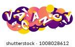 vector creative abstract... | Shutterstock .eps vector #1008028612