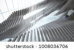 abstract white and concrete... | Shutterstock . vector #1008036706
