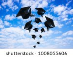 graduation day  images of...   Shutterstock . vector #1008055606