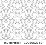 seamless vector pattern in... | Shutterstock .eps vector #1008062362