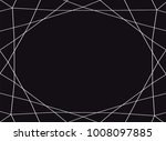 white triangles on black... | Shutterstock .eps vector #1008097885