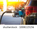 refueling a petroleum vehicle