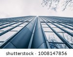 skyscrapers low angle view.... | Shutterstock . vector #1008147856