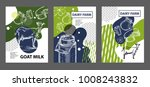 agricultural brochure layout... | Shutterstock .eps vector #1008243832