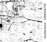 black dark grunge texture. old... | Shutterstock . vector #1008256735