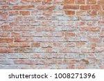 a dirty brick wall as a...   Shutterstock . vector #1008271396