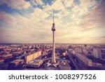 View Of Berlin With The...