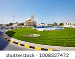 cultural square in sharjah ... | Shutterstock . vector #1008327472