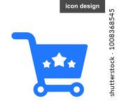 shopping best choice icon