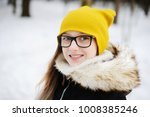 stylish pre teen girl 10 12... | Shutterstock . vector #1008385246