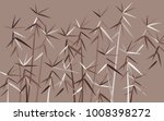 bamboo background. beautiful... | Shutterstock .eps vector #1008398272