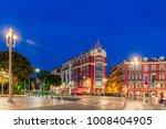 nice  france  april 14 ... | Shutterstock . vector #1008404905
