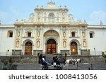 antigua guatemala may 02 2016 ... | Shutterstock . vector #1008413056