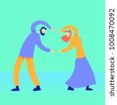 vector illustrations of a... | Shutterstock .eps vector #1008470092