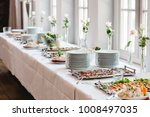 catering wedding buffet for...