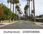 los angeles street | Shutterstock . vector #1008508888