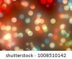 bokeh abstract texture.... | Shutterstock . vector #1008510142