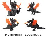 Lego Dragon Toy
