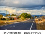 typical australian country... | Shutterstock . vector #1008694408