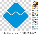 waves currency icon with bonus...