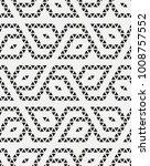 vector seamless pattern.... | Shutterstock .eps vector #1008757552