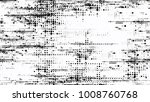 halftone grainy texture with... | Shutterstock .eps vector #1008760768