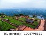 landscape of ruin royal gardens ... | Shutterstock . vector #1008798832