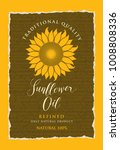 vector label for refined...   Shutterstock .eps vector #1008808336
