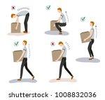 vector illustration of manual... | Shutterstock .eps vector #1008832036