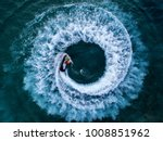 people are playing a jet ski in ... | Shutterstock . vector #1008851962