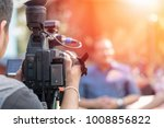 behind the scene concept.... | Shutterstock . vector #1008856822