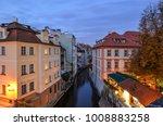 prague  czech republic  ... | Shutterstock . vector #1008883258