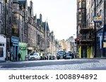 edinburgh  scotland   march 27  ...   Shutterstock . vector #1008894892