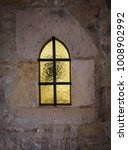The Old And Ancient Window In...