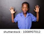 Young Atractive Black Boy...