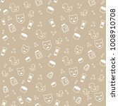 beauty produts skin care... | Shutterstock .eps vector #1008910708
