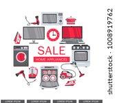 vector flat modern consumer... | Shutterstock .eps vector #1008919762