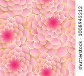 seamless elegant nature... | Shutterstock .eps vector #1008943312
