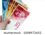 woman holding a bunch of... | Shutterstock . vector #1008972652